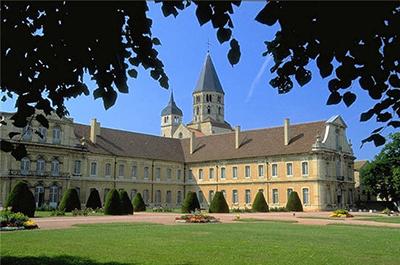 Abbaye de Cluny Tourisme Bourgogne
