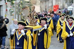 Les fêtes de la Saint Vincent Bourgogne