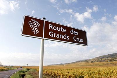 Route des grands crus séjour en Bourgogne