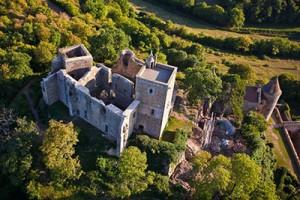 Chateau de Briancon Tourisme Bourgogne