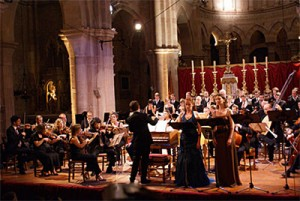 Festival International Baroque Bourgogne