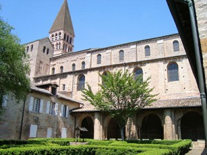 Saint Philibert Abbaye de Tournus